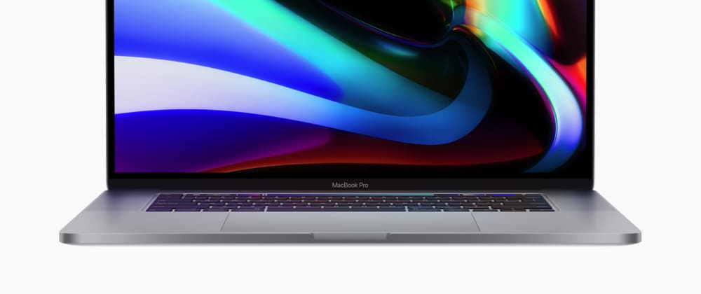 Cover image for Apples announces new 16-inch Macbook Pro
