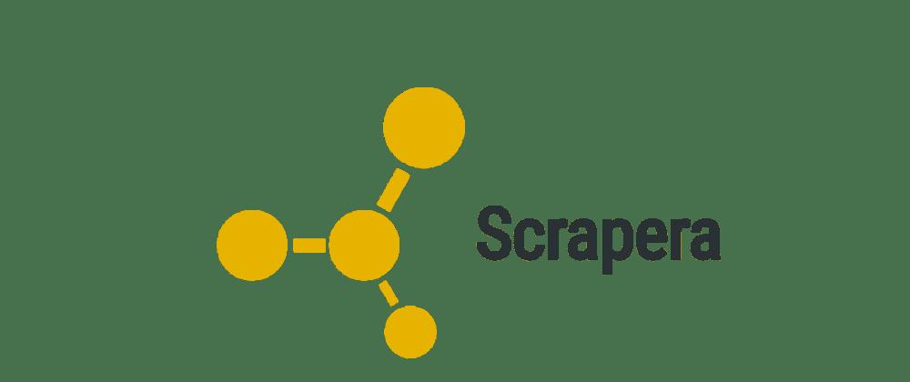 Cover image for Scrapera: A universal tool of scraper scripts for humans