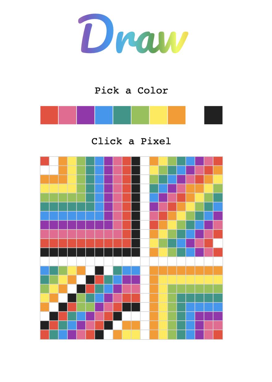 pixel art app