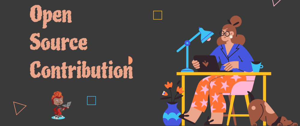 Cover image for Open Source Contribution for beginners 🔥