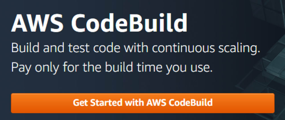 Cover image for Build and share Docker images using AWS CodeBuild and Graviton2