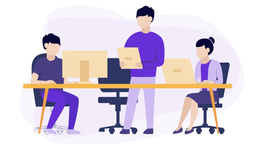 Learn to work with others