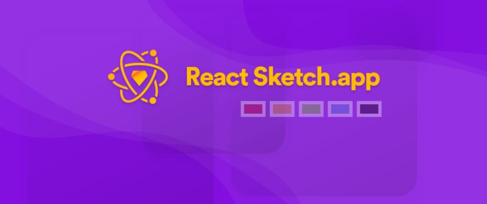 Cover image for Using Airbnb's React to Sketch app to generate Sketch style guide