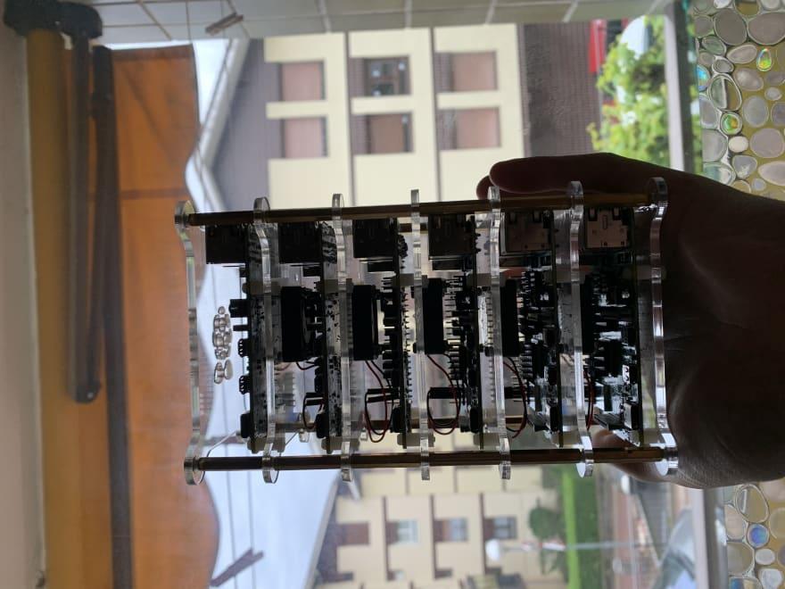 Raspberry pi 4B kubernetes cluster