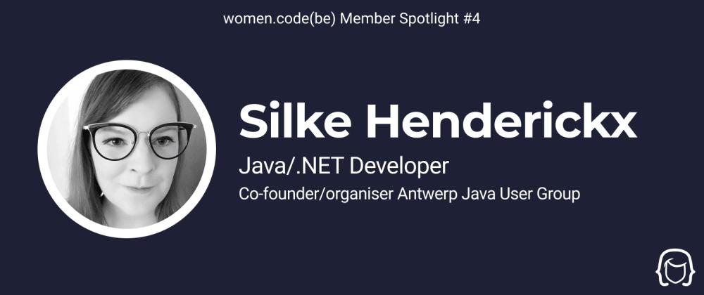 Cover image for Community Spotlight #4: Silke Henderickx