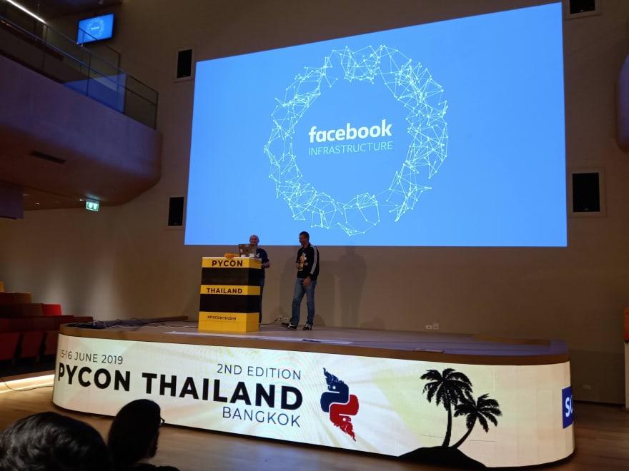 Facebook Infrastructure Talk