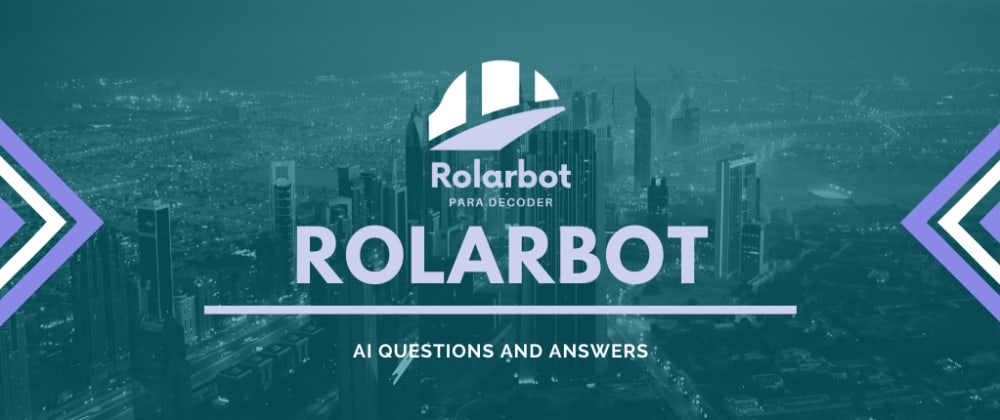 Cover image for RolarBot: AI Paragraph Questions and Answers