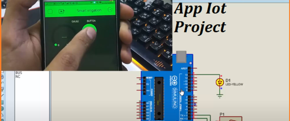 Cover image for Arduino Blynk App Iot Project