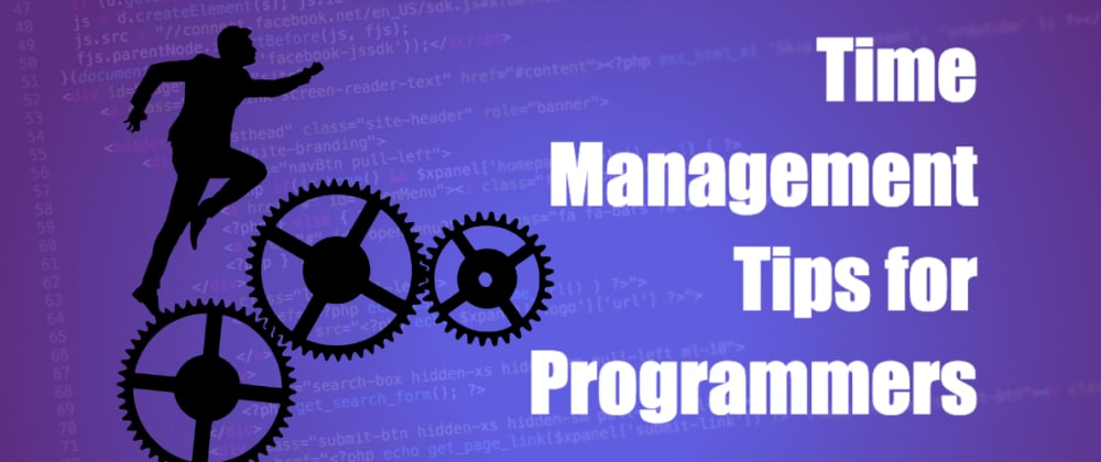Cover image for Time Management for Programmers