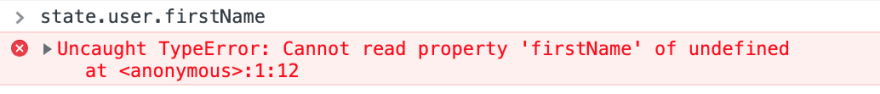 Uncaught TypeError: Cannot read property 'firstName' of undefined