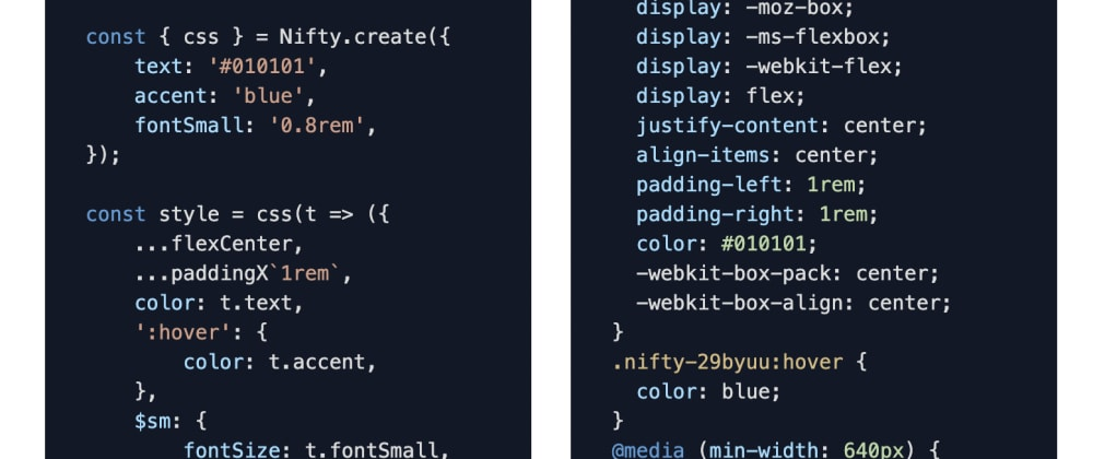 Cover image for Writing a CSS-in-JS library to rapidly create reusable designs