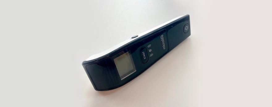 Bluetooth Thermometer