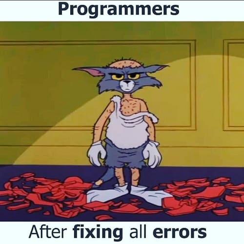 alt Stressed programmer