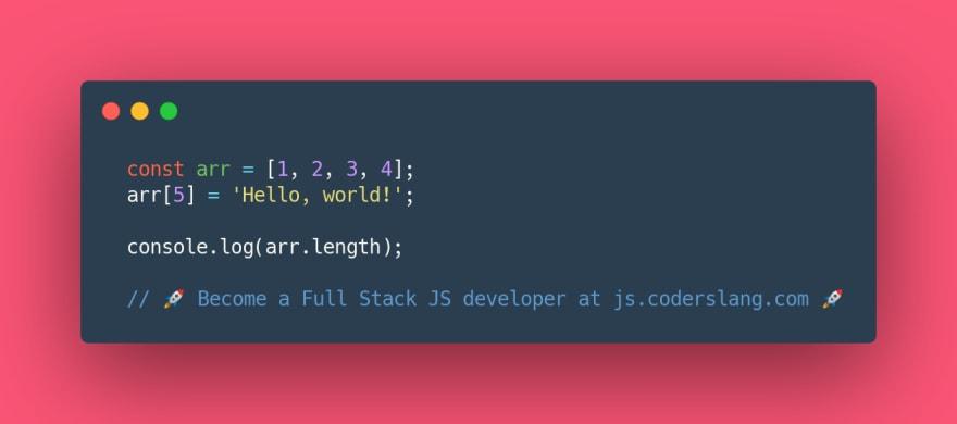 coderslang javascript interview question #49