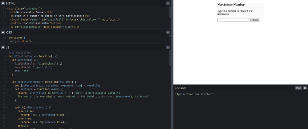 Cover image for Optimising JavaScript code