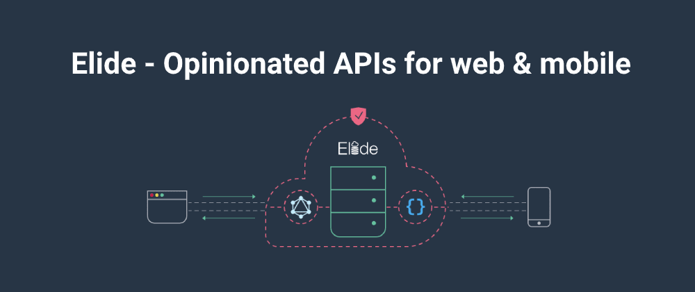 Cover image for Elide - Opinionated APIs for web & mobile