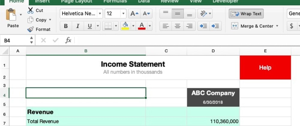 Cover image for Give your classic spreadsheet a modern touch