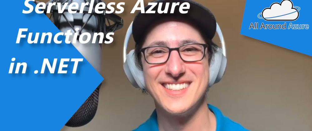 Cover image for Serverless Azure Functions in .NET