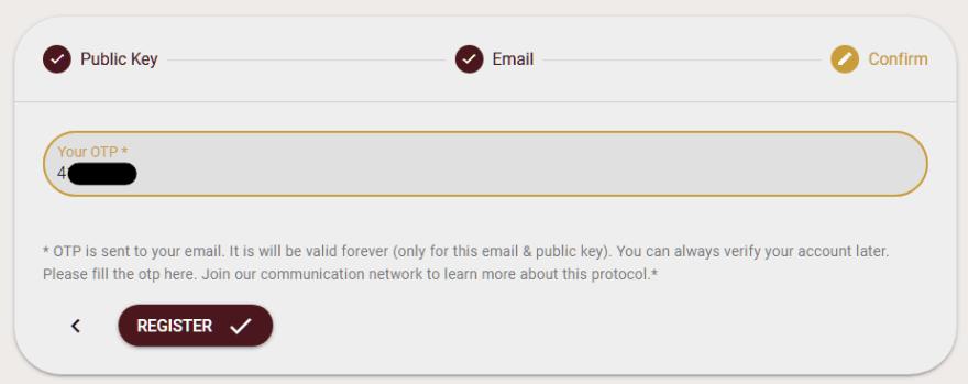 form 2 momp network verification