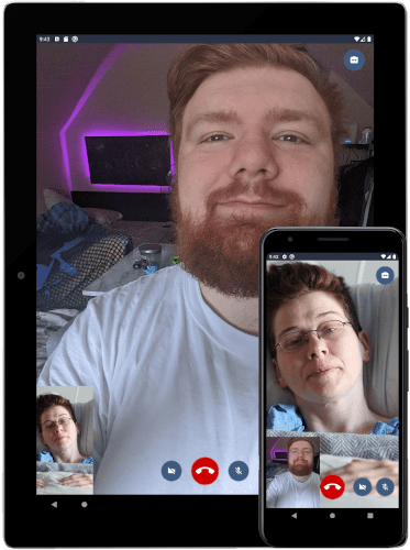 Virtual Visit Screenshots