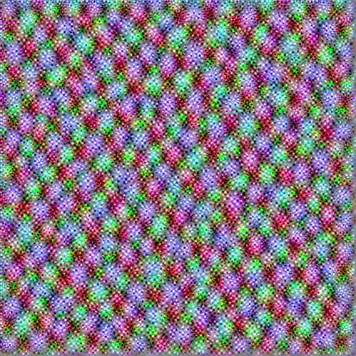 Filter Visualization Convolutional Neural Network vgg16