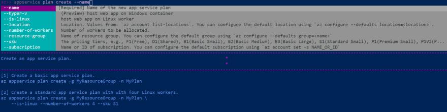 Good bye Azure Portal, Welcome Azure CLI - DEV Community