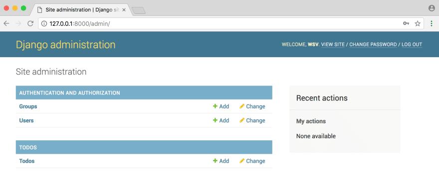 API ListView