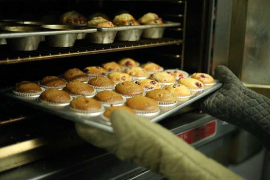 Baking, not frying