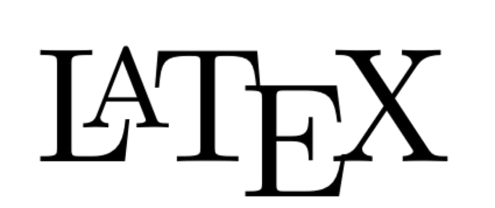 Cover image for LaTeX documents
