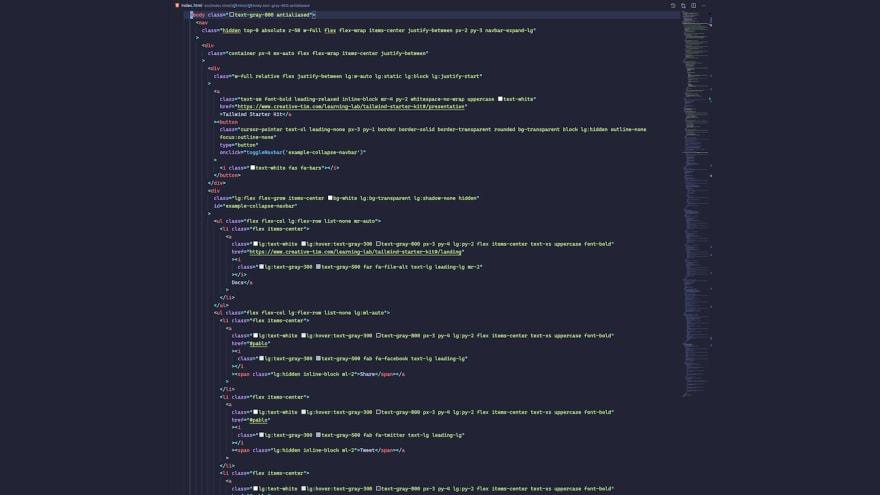vs code's default zen mode