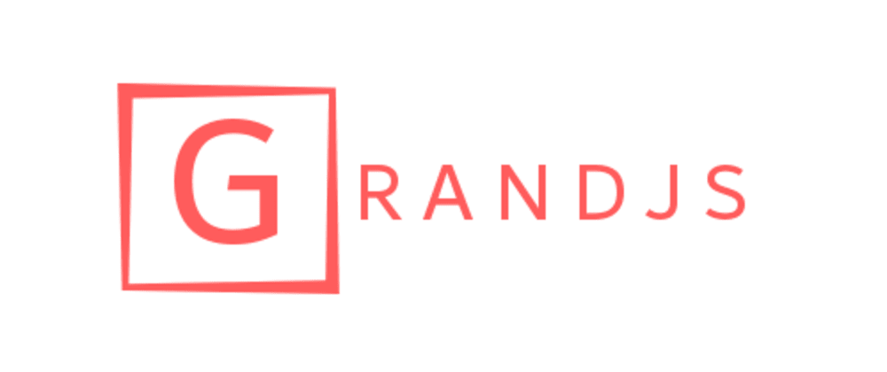 Cover image for Learn nodejs using grandjs framework crash course