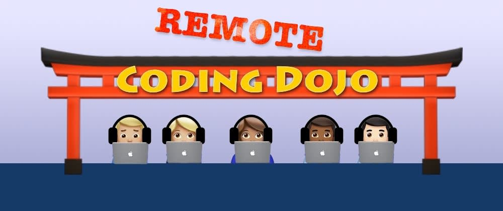 Cover image for Remote Coding Dojos