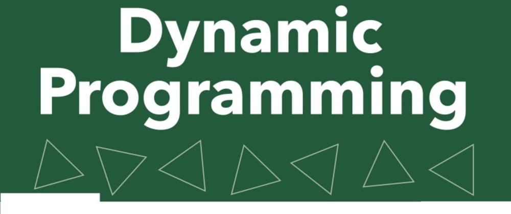Cover image for Dynamic Programming