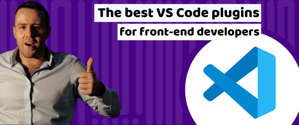 Cover image for 15 useful VS Code extensions for front-end development
