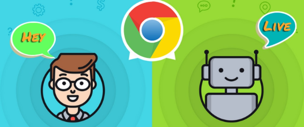 Cover image for Added a Chat-bot to Chrome Extension;