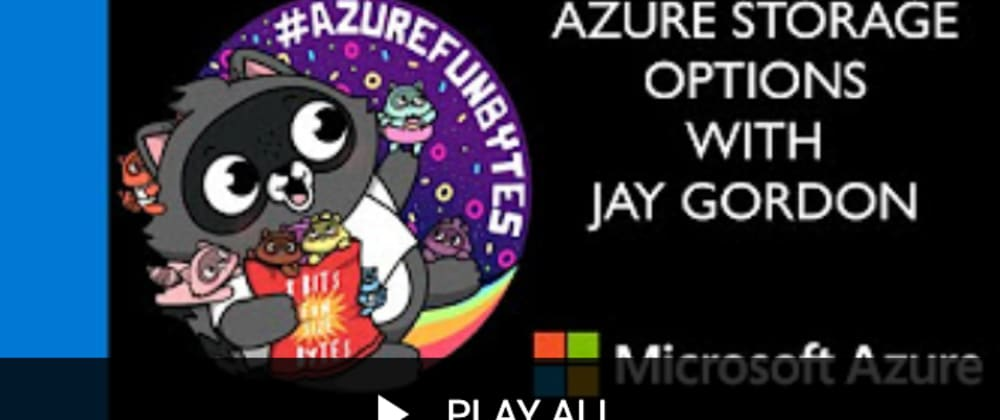 Cover image for Check out the new AzureFunBytes Shorts @YouTube Playlist!