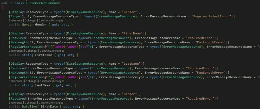 Cover image for What every ASP.NET Core Web API project needs - Part 4 - Error Message Reusability and Localization