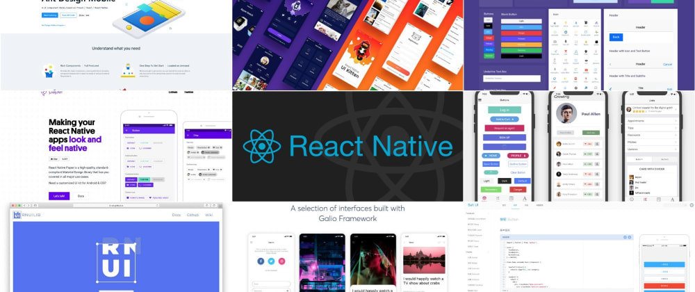 Cover image for Top React Native UI Libraries You Should Know