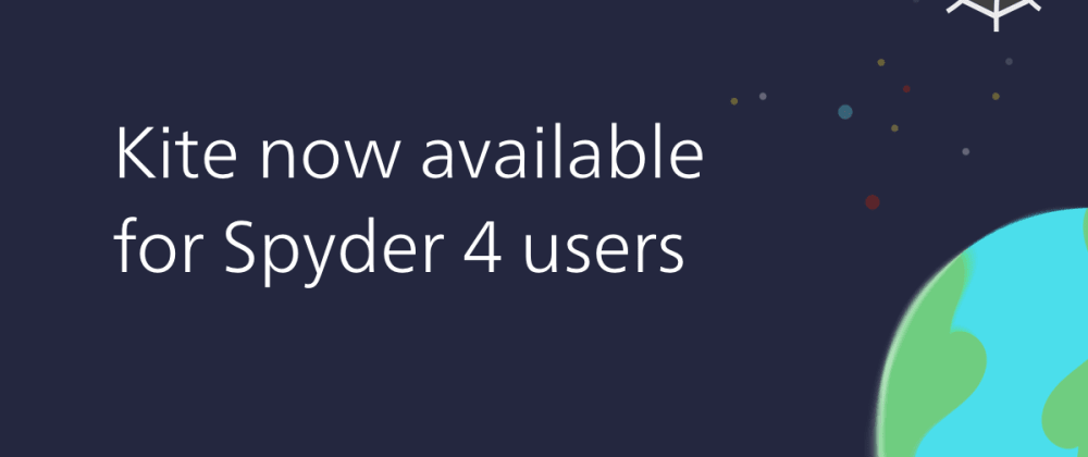 Cover image for Announcing the Kite Integration for Spyder