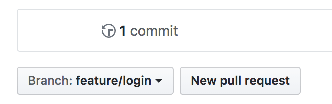 Pull Request Step 1