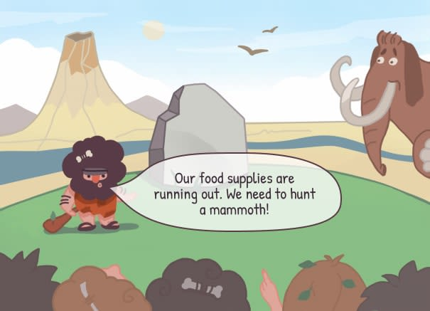 """alt=""""Project Estimation Methods with Examples from Prehistoric People"""""""