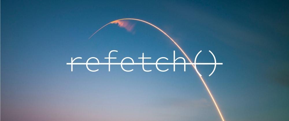 Cover image for Como evitar refetch para atualizar os dados do cache do Apollo Client (React)?