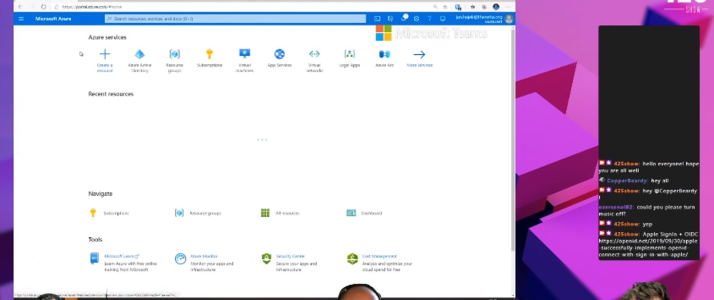 Cover image for Secure your Azure apps with EazyAuth and Azure AD