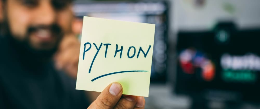 Cover image for Python, Python, Python