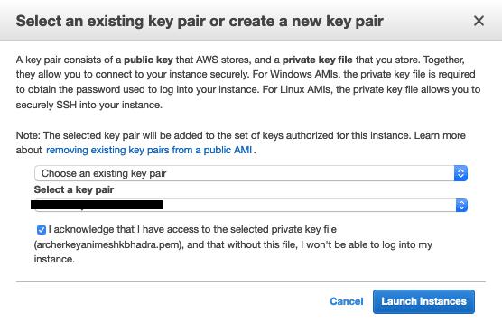 AWS Made Easy   AWS EC2   Key Pair