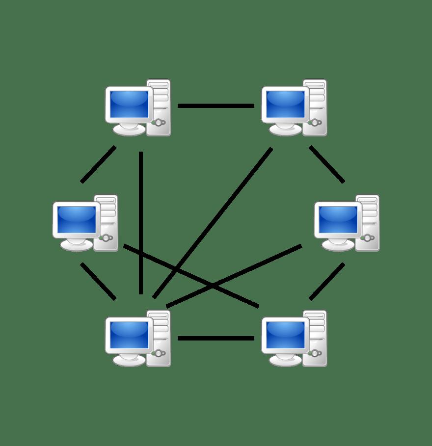 Peer to peer hosting