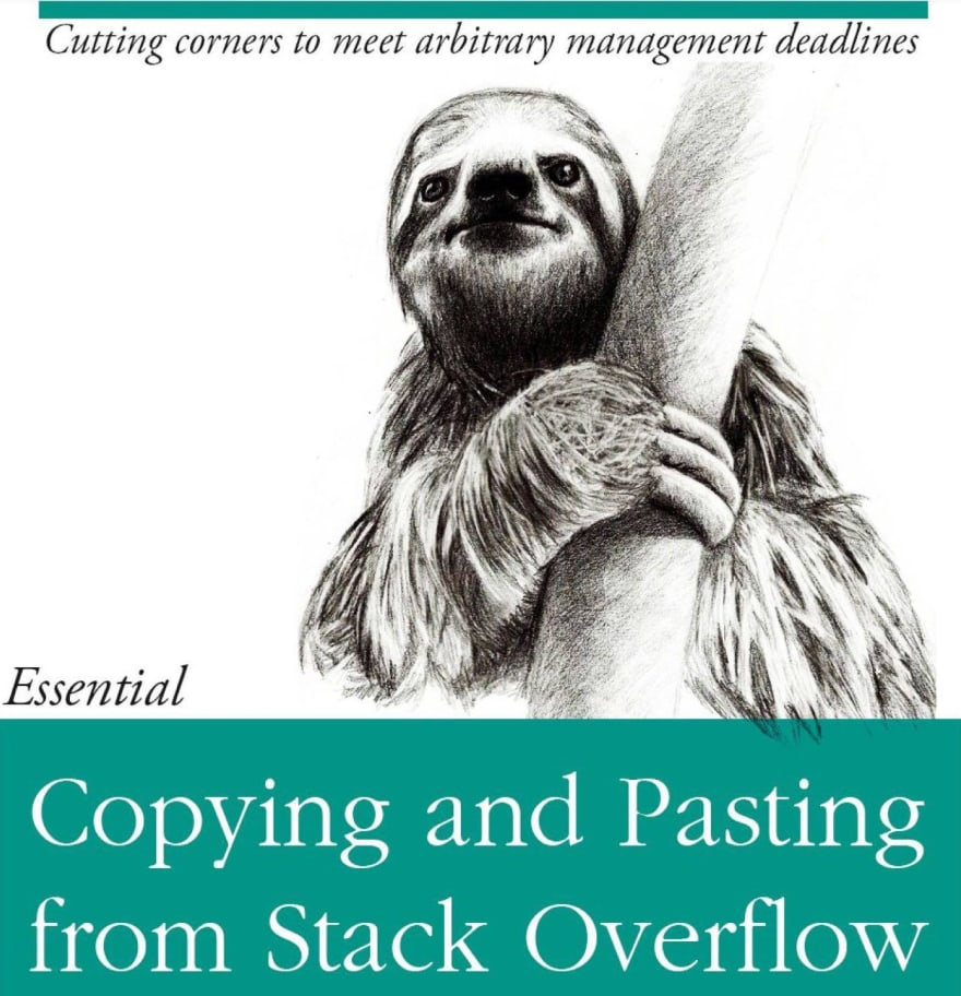Copy and Paste Stack Overflow