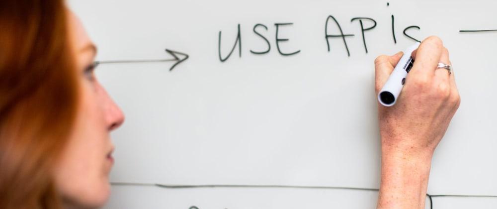 Cover image for Qué es una API y por qué todos deberían conocerlas