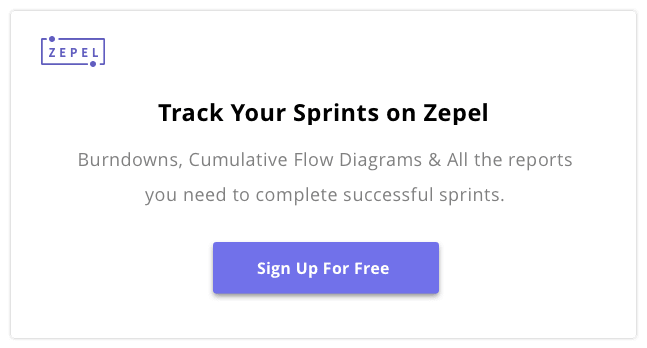 Track Sprints On Zepel