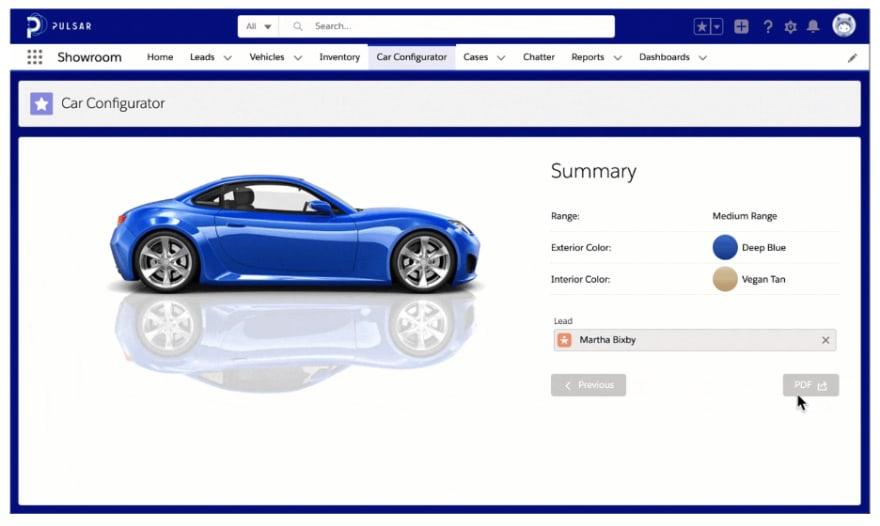 Salesforce Theme Customizations